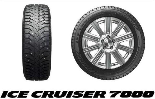Bridgestone Ice Cruiser 7000