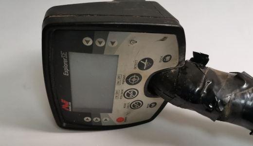Ремонт металлоискателя Minelab Explorer SE своими руками (ложные сигналы)