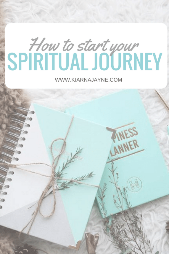 New Years How To Start Your Spiritual Journey