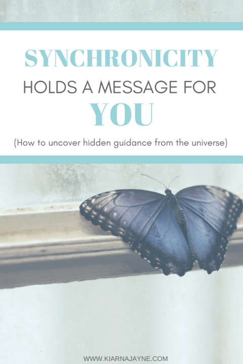 Synchronicity Holds A Message For You
