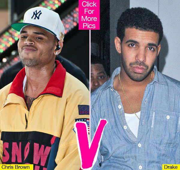 Chris Brown Disses Drake in New Freestyle — Brace Yourself