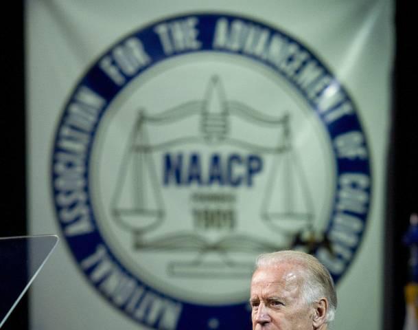 Romney & Biden — NAACP Convention Speeches