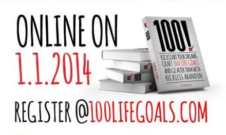 #100LifeGoals: Building Your Dream
