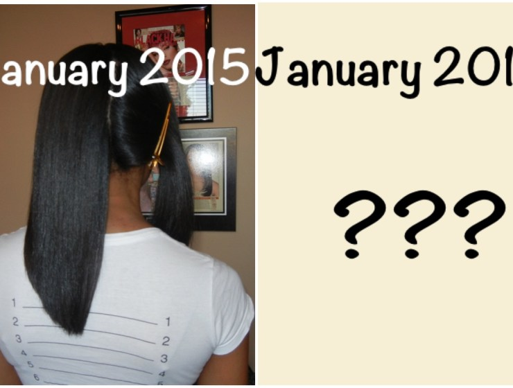 "grow my hair 6"" in 1 year"