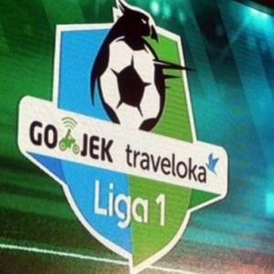Hasil Liga 1 Gojek Traveloka