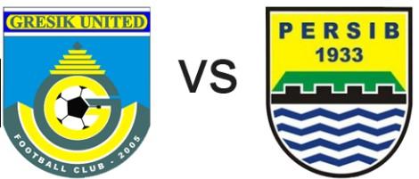 Persib vs Gresik United