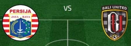Persija vs Bali United