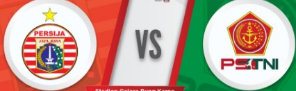 ps tni vs persija