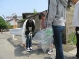 ゴミ拾い1