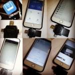 SD & iPhone カードリーダー