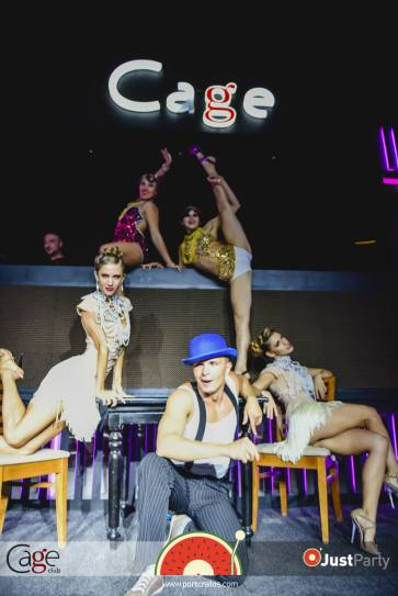The Great Gatsby - Cage Club - 051