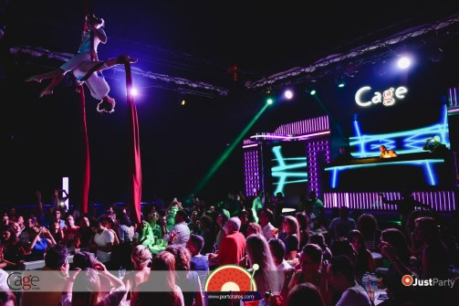 Cage Club - White Swan - 032