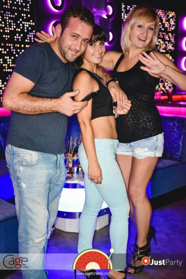 Cage Club - White Swan - 037