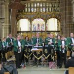 Kibworth Brass Band Leicester Cathedral