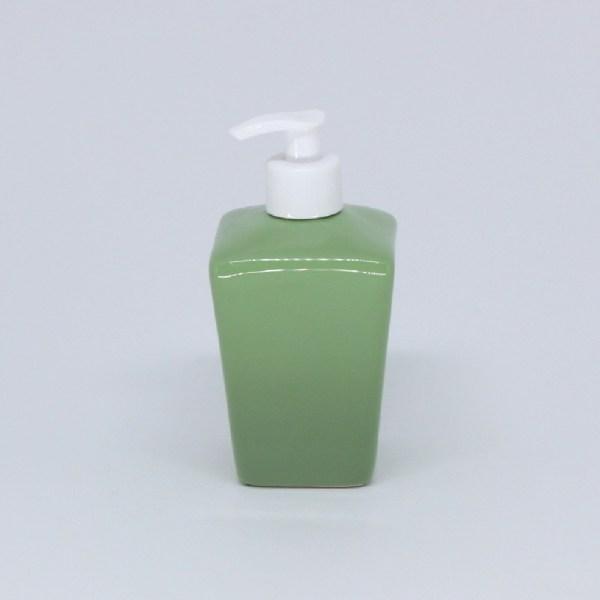 Porta Sabonete Liquido Quadrado (liso) 230ml