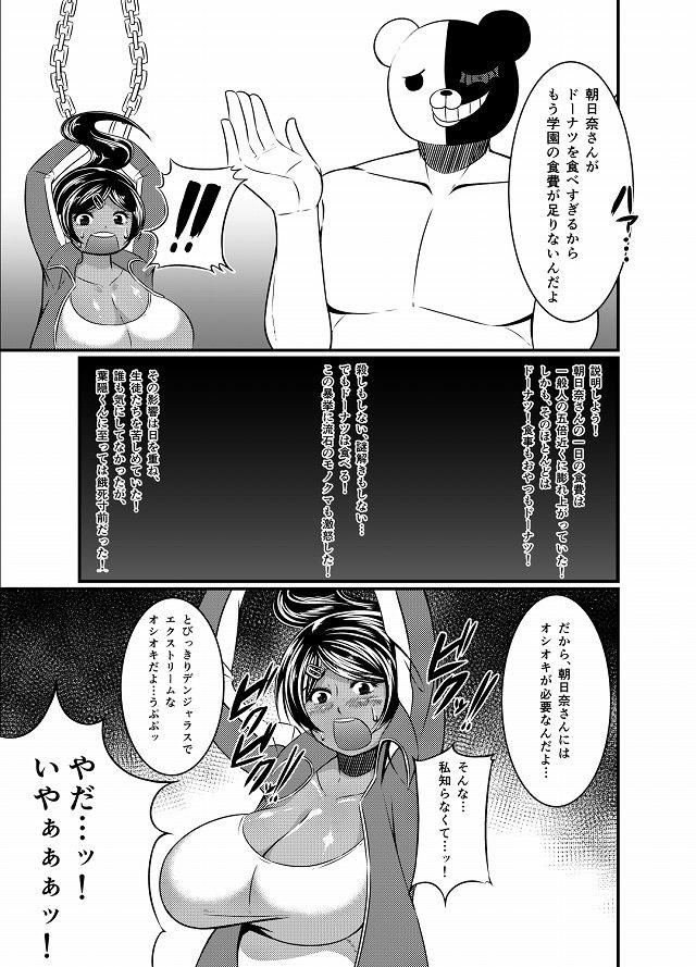 ダンガンロンパ エロマンガ同人誌6