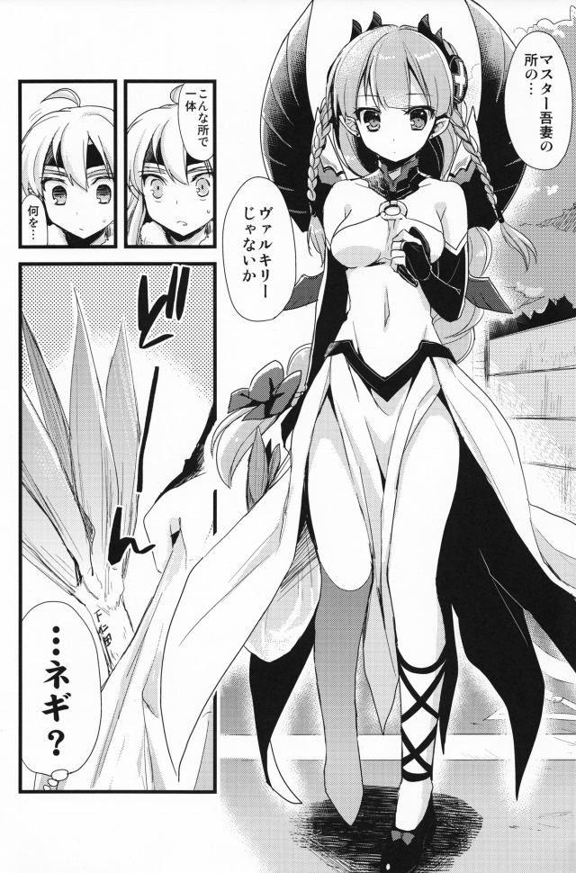 パズドラ エロマンガ・同人誌3006