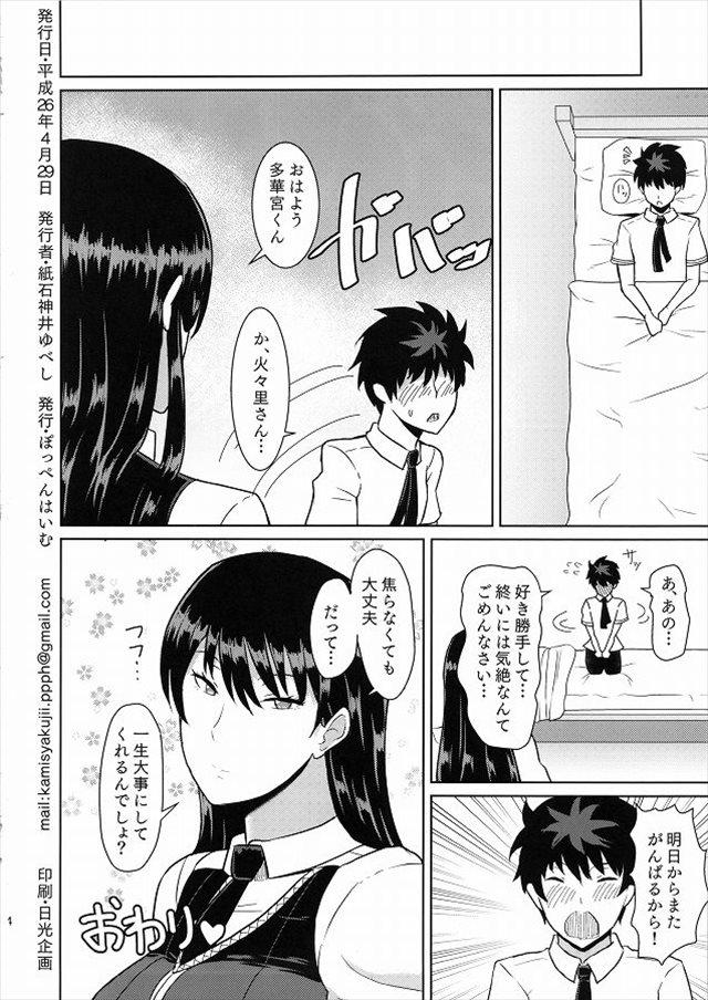ウィッチクラフトワークス エロマンガ・同人誌5025