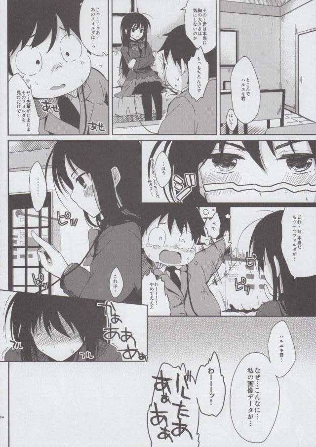 アクセルワールド エロマンガ・同人誌4021