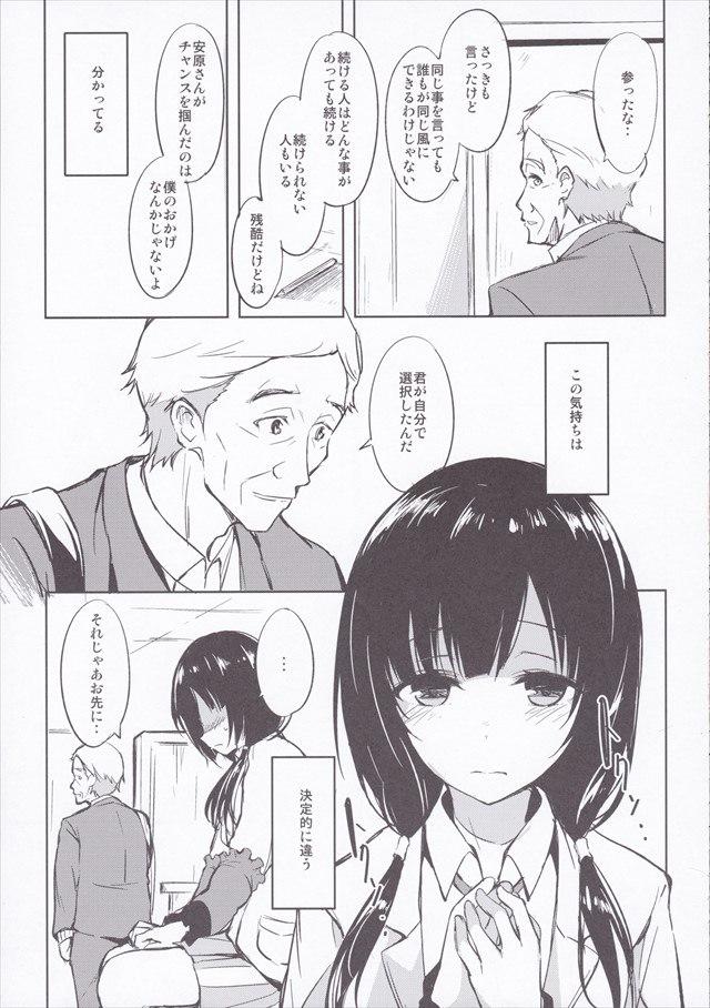 SHIROBAKO エロマンガ・同人誌6005