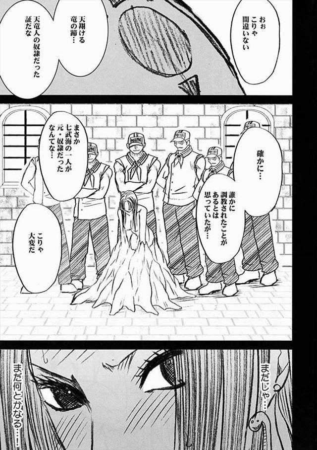 ワンピース エロマンガ・同人誌14002