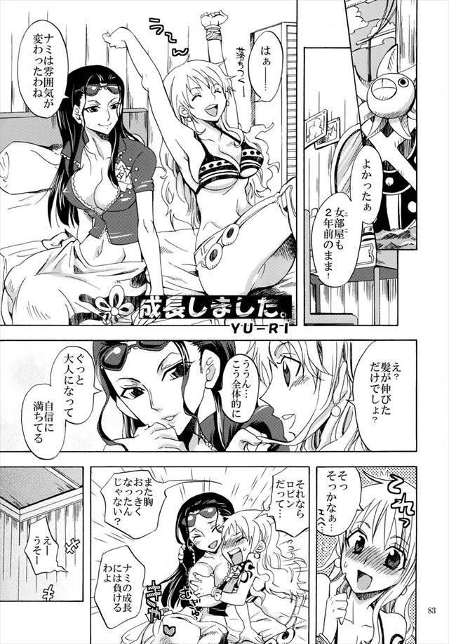 ワンピース エロマンガ・同人誌37083