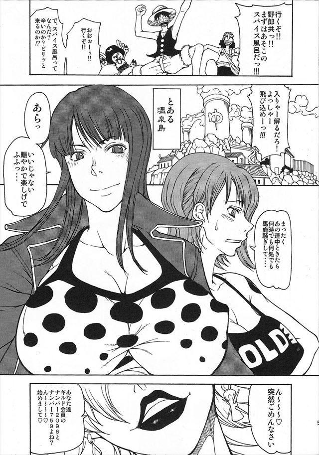 ワンピース エロマンガ・同人誌9002