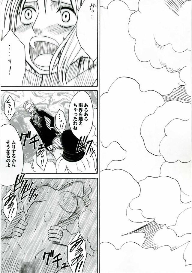 ワンピース エロマンガ・同人誌16042