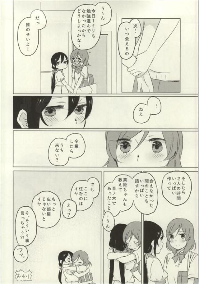 ラブライブ エロマンガ・同人誌25136