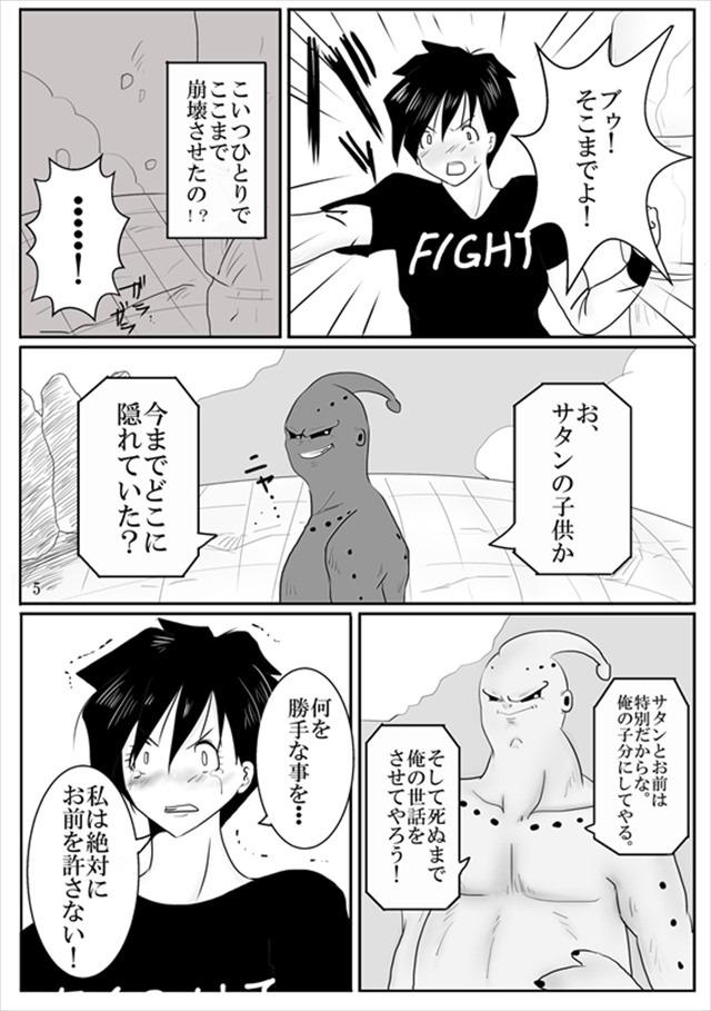 ドラゴンボール エロマンガ・同人誌20004