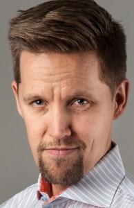 Bild på Fredrik Eklöf
