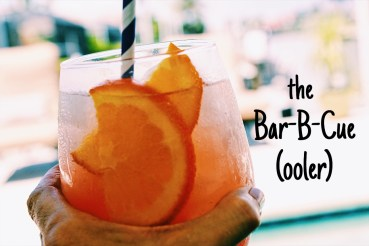 The bar-b-cue (ooler)