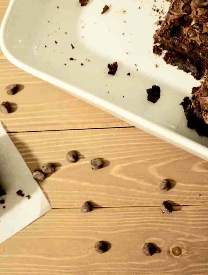 Kickass Brownies - easy, fudgy, thick, and oh-so-chocolatey | kickassbaker.com #brownies #fudgybrownies