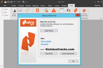 Nitro PDF Pro 11 Cracked Free Download
