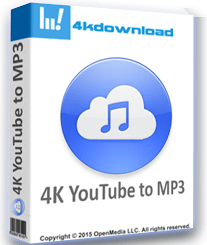 4K YouTube to MP3 Crack Download