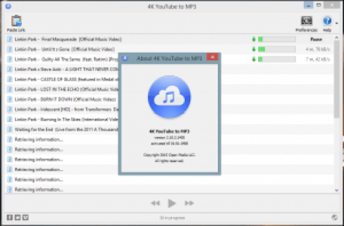 4K YouTube to MP3 Serial Keys Free Download