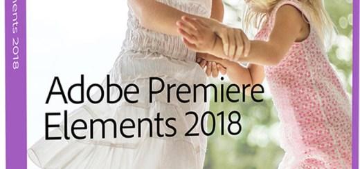 Adobe Premiere Elements 2018 Crack Serial key