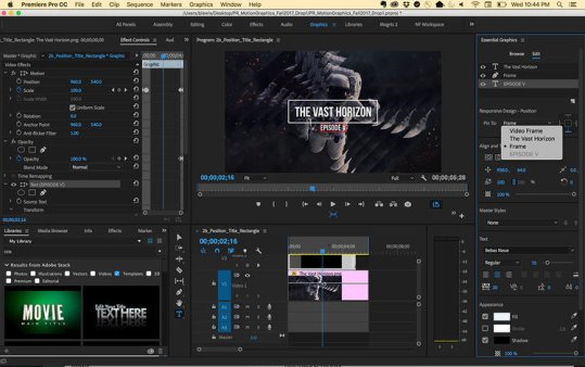 Adobe Premiere Pro CC 2018 Serial keys Free Download