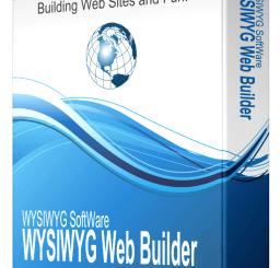 WYSIWYG Web Builder Crack Full Version