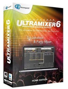 UltraMixer Pro Entertain 6 Crack