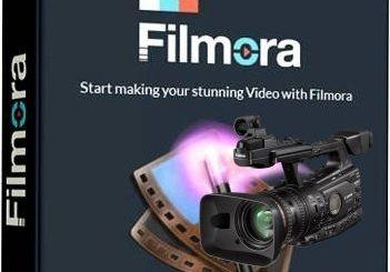 wondershare filmora 8 crack Full Version