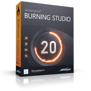 Ashampoo Burning Studio 20 Crack download