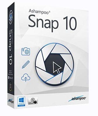 Ashampoo Snap 10 Crack Full Version Download