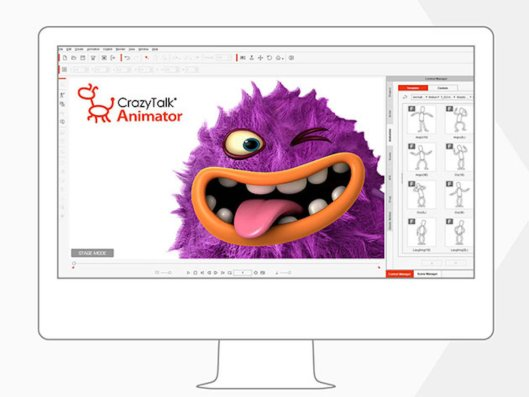CrazyTalk Animator 3.31 Pipleline Crack MacOS X