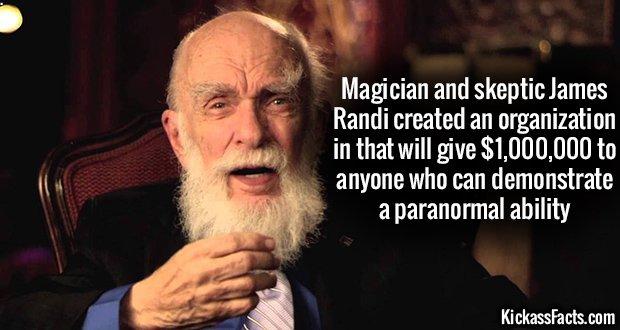 1031 James Randi