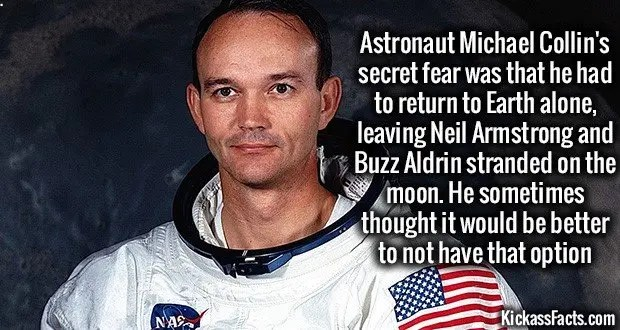 1040 Astronaut Michael Collins