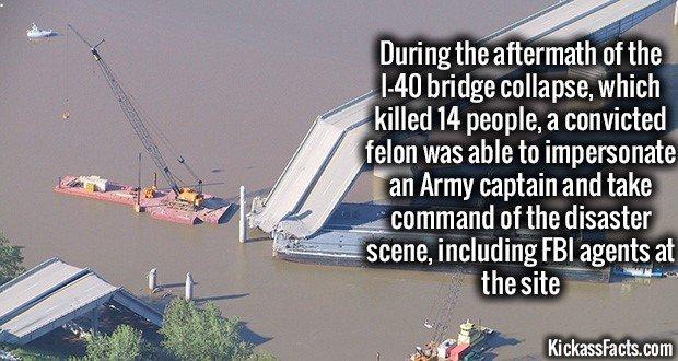 1115 I-40 bridge collapse