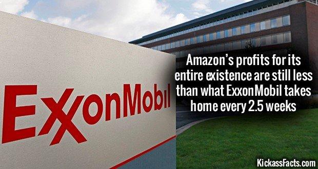 File photo of the Belgian headquarters of oil giant ExxonMobil in Machelen