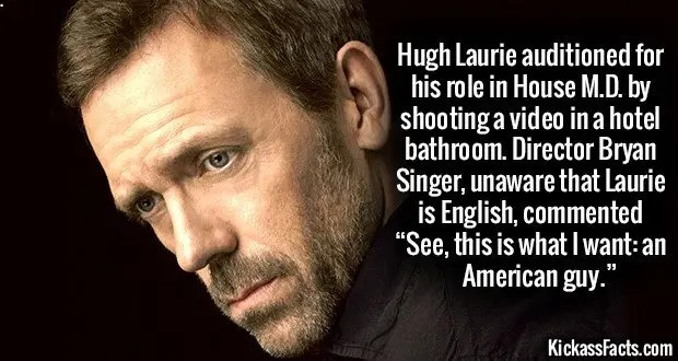1190 Hugh Laurie