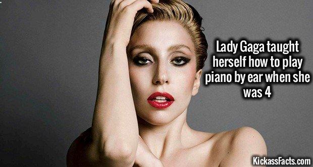 1228 Lady Gaga